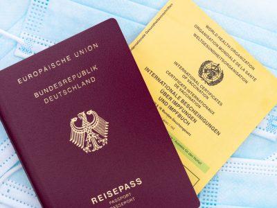 European vaccine passport