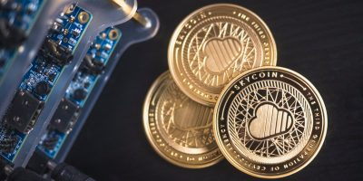 Skycoin Physical Coins.